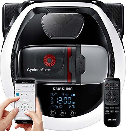 Samsung VR7000 VR1GM7030WW/EG POWERbot Saugroboter mit Fernbedienung & Wifi