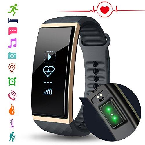 [Amazon] CUBOT S1 Unisex Fitness Armband (Puls, Herz, etc.) Freebie für Primemitglieder