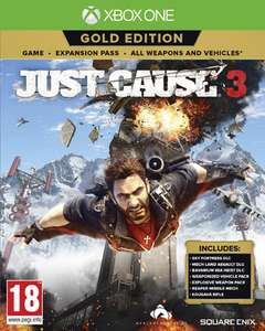Just Cause 3 Gold Edition (Xbox One & PS4) für je 15,83€ (ShopTo & Shop4DE)