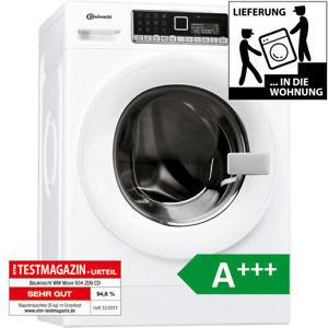 Waschmaschine Bauknecht WM Move 934 ZEN CD (Frontlader 9 kg, A+++, Lieferung in die Wohnung, Bestpreis)