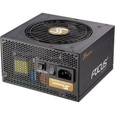 Seasonic Focus Plus Gold 650W Netzteil (vollmodular, semi-passiv, DC-DC, 80+ Gold, 10 Jahre Garantie) für 67,88€ [Alternate + Masterpass]