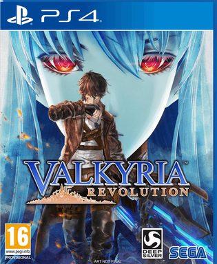 Valkyria Revolution Day One Edition (PS4 & Xbox One) für je 11,25€ (ShopTo)