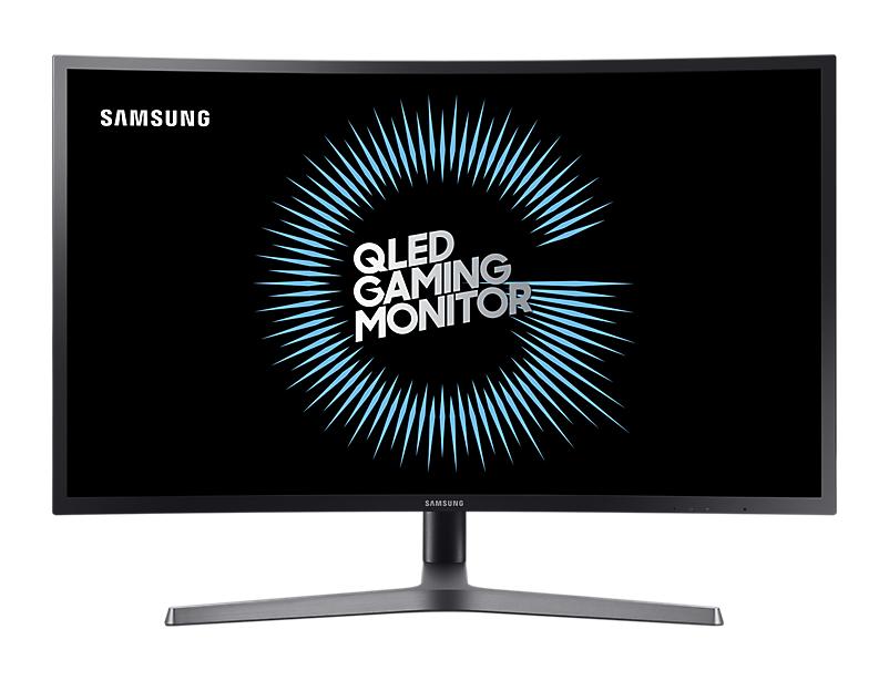 "Samsung C27HG70 / 27"" / 144Hz / FreeSync 2 / HDR / WQHD / VA Panel / Curved / Quantumdot"
