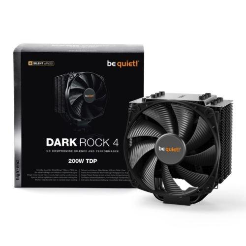 CPU Kühler - be quiet! Dark Rock 4 (BK021) für 44,00€ [amazon]