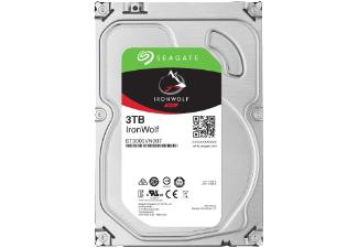 [Media Markt] [Amazon] Seagate IRONWOLF 3TB NAS Festplatte