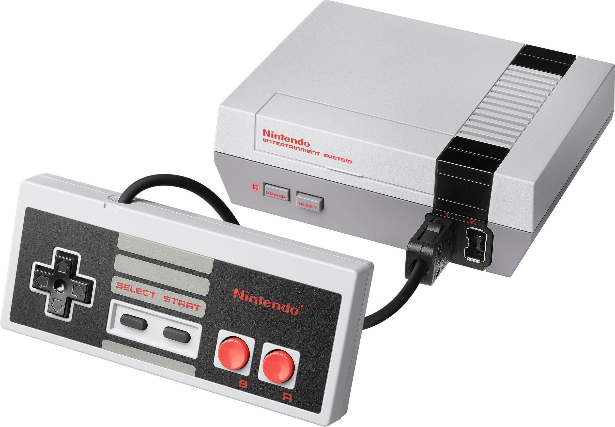NES - Nintendo Classic Mini