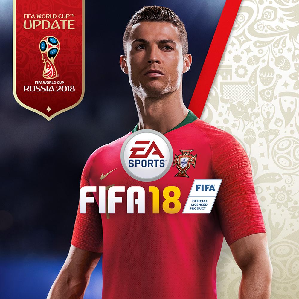 FIFA 18 Switch im eshop (digital only) für 19,99€