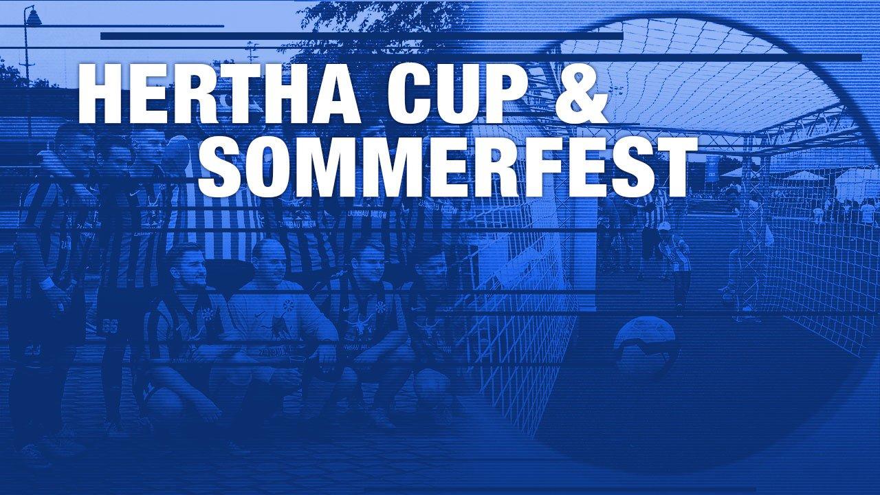 [26.05.2018] Hertha Cup & Sommerfest [Lokal Berlin]