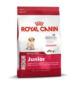 Royal Canin Medium Junior Hundefutter, 15 kg (1 kg = 1,99€)
