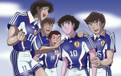 """alle Folgen von """"Super Kickers 2006 - Captain Tsubasa"""" & """"Captain Tsubasa - Die tollen Fußballstars"""" im Stream bei [Watchbox]"""