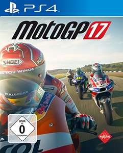 MotoGP 17 (PS4 & Xbox One) für je 16,96€ (Amazon Prime & GameStop)