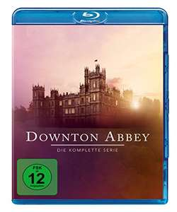 Downton Abbey - Die komplette Serie (18 Blu-rays + 3 Bonus-DVDs)  für 44,97€ (Amazon)
