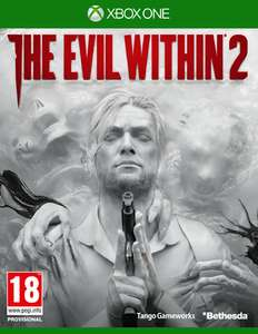 The Evil Within 2 inkl. The Last Chance Pack (Xbox One) für 15,80€  & (PS4) für 16,90€ (ShopTo)