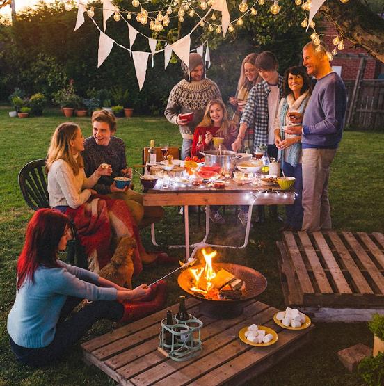 Alles für die Gartenparty - Dealübersicht zu Getränkespendern, Beleuchtung, Optigrill und Co.