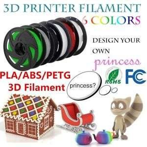 [Ebay] Megagünstiges 3D-Drucker FIlament PLA PETG (Achtung, wahrscheinlich Preisfehler)