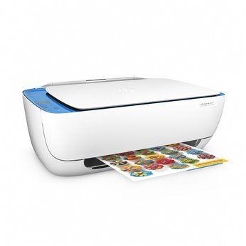 HP DeskJet 3639 AiO Multifunktionsgerät Tinte
