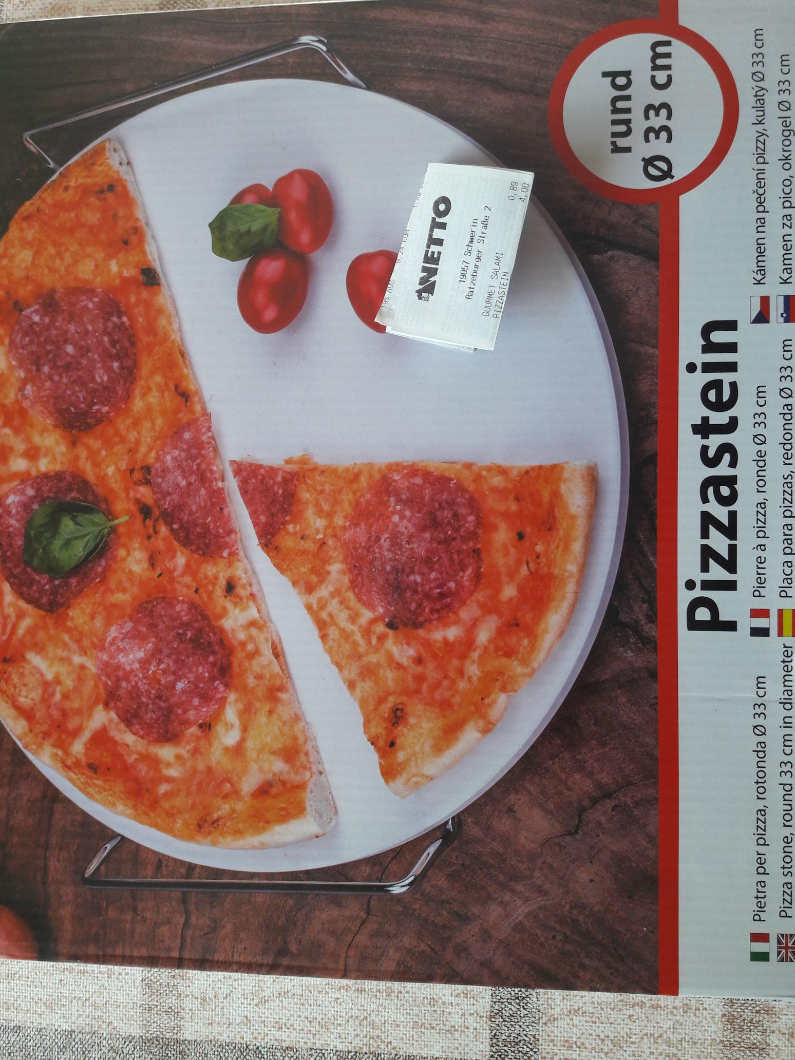 Pizzastein Lokal Netto Schwerin Ratzeburger Str.