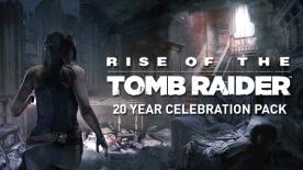 Rise of the Tomb Raider - 20 Year Celebration Pack (DLC) (Steam) für 1,61€ [CDKeys]