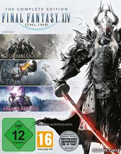 FINAL FANTASY XIV ONLINE - Complete Edition [PC] [GMG]