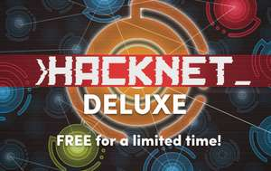 Hacknet Deluxe + Fortified kostenlos [Steam / DRM-free] [Humble Store]