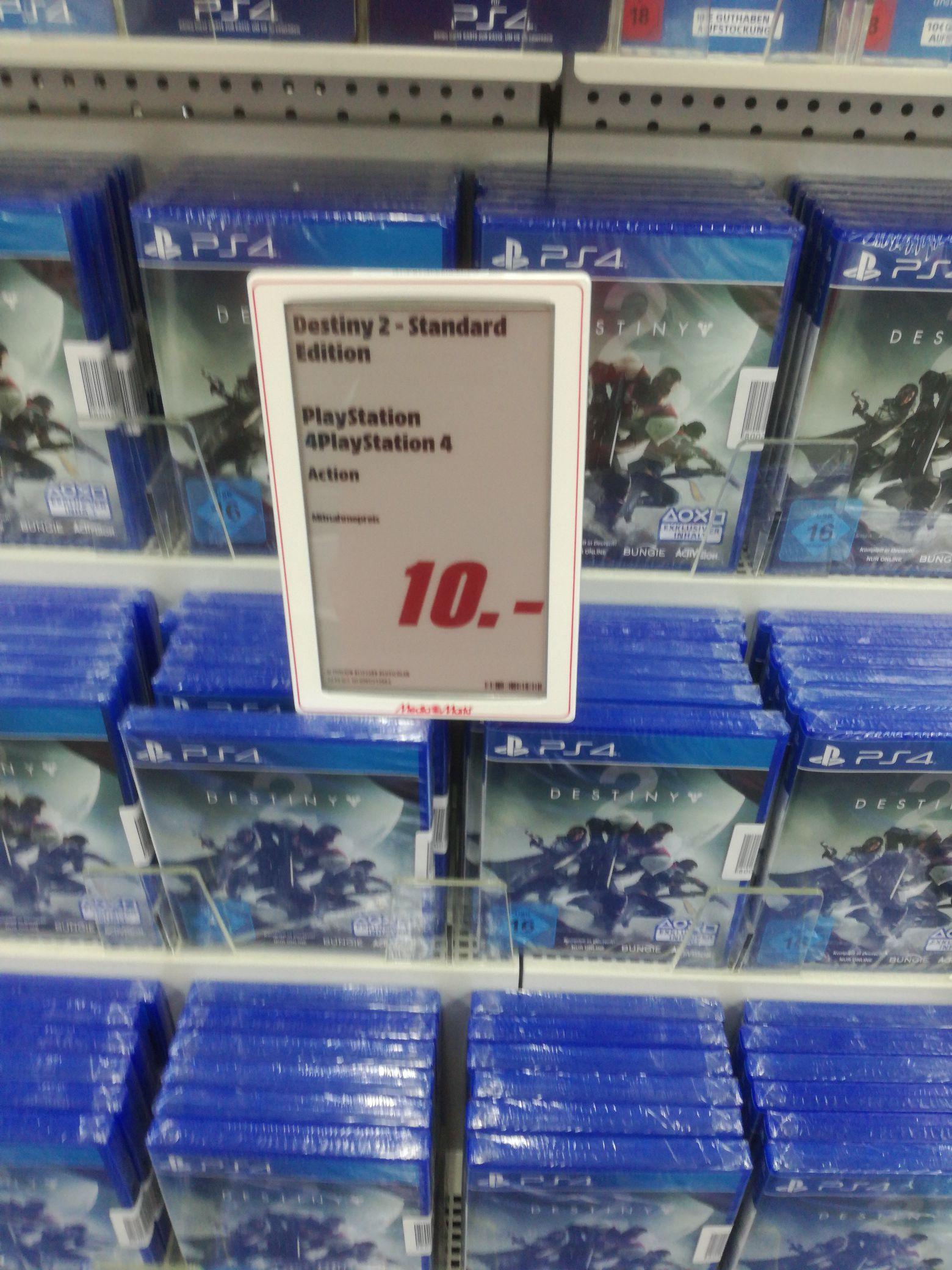 Destiny 2 für die PS4 Media Markt Dortmund Oespel