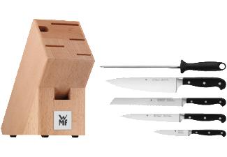 WMF Messerblock Spitzenklasse Plus 5-tlg. für 75€ oder 6-tlg. für 86€