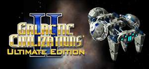 [STEAM] Galactic Civilizations® II: Ultimate Edition Gratis