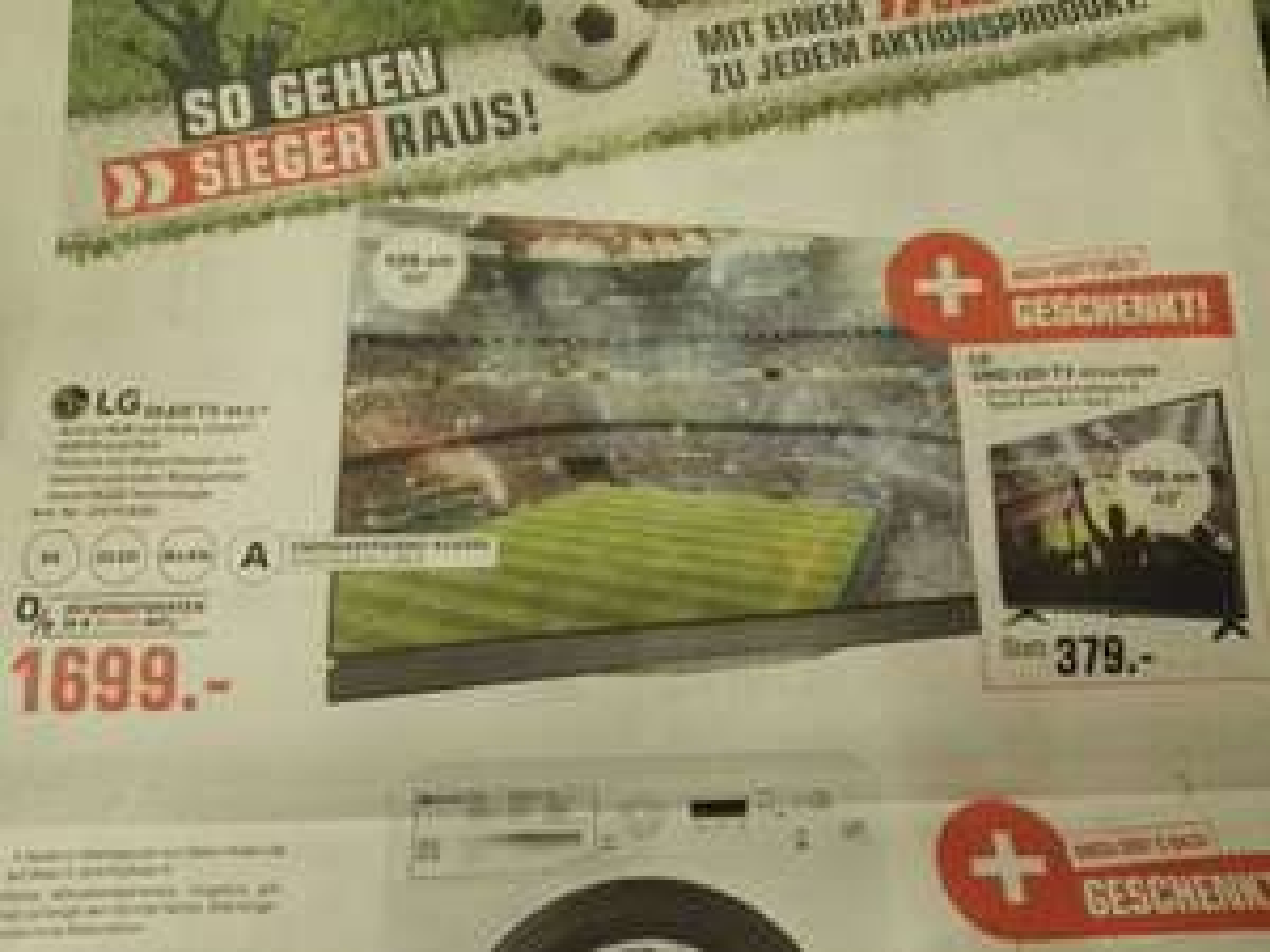 LOKAL Gummersbach LG OLED 55 E7+ LG LED TV 43 UJ 6309