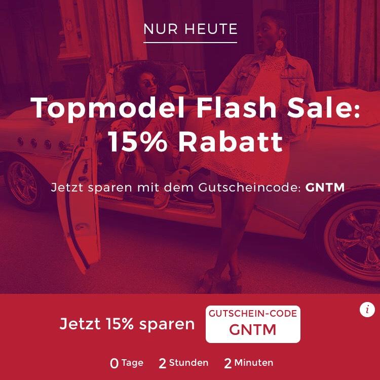 Nur heute: About you 15% mit Gutschein MBW 75€