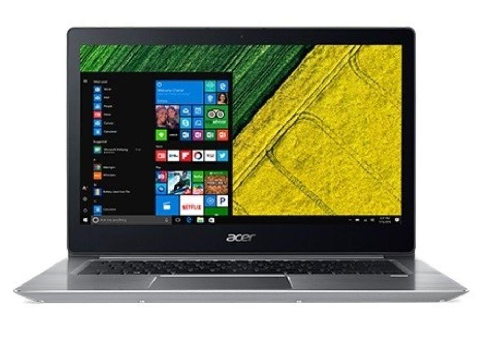 """Acer Swift 3 SF314-52G-86RU, 14"""" Zoll Full-HD IPS, i7-8550U, 8gb RAM, 256gb SSD, MX150, 1.6kg Gewicht, Windows 10 Home (oder mit großer 512gb SSD für 899€)"""