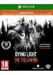 Dying Light: The Following - Enhanced Edition (Xbox One) für 14,10€ (Simplygames)