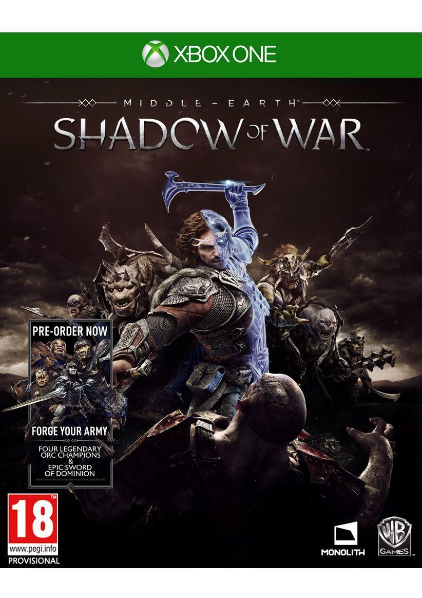 Mittelerde: Schatten des Krieges (Xbox One) für 22€ (Simplygames)