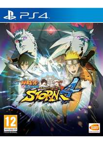 Naruto Shippuden: Ultimate Ninja Storm 4 (PS4) für 14,10€ (Simplygames)