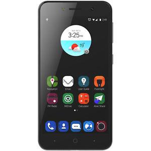 ZTE Blade A520, Smartphone, 16 GB, 5 Zoll, Silber, Dual SIM