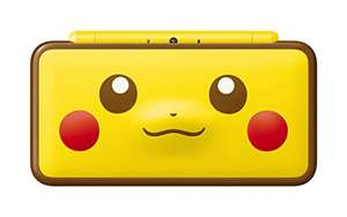 Nintendo New 2DS XL  Pikachu Edition für 112,97€ (Amazon.es)