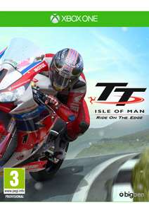 TT Isle of Man: Ride on the Edge (Xbox One) für 31,20€ (Simplygames)