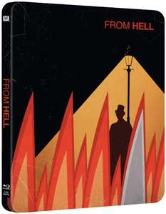 From Hell - Limited Edition Steelbook (Blu-ray) für 7,90€ (Zavvi)