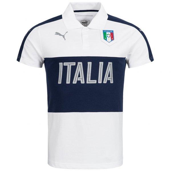 Italien PUMA Herren Fan Polo-Shirt 748860-03