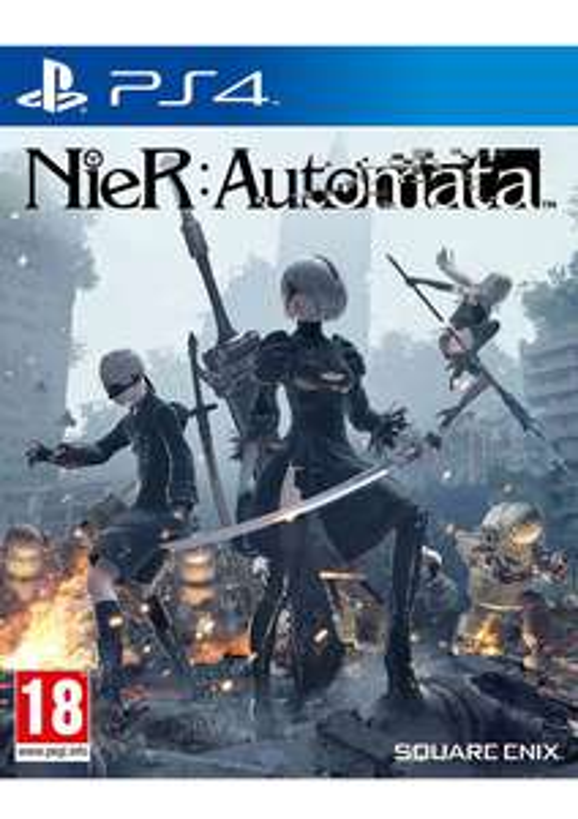 Nier: Automata [PlayStation 4] für 20.95€ @ simplygames