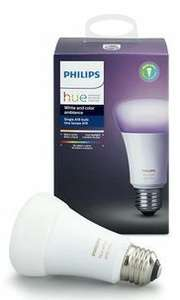Philips Hue White and Color Ambiance LED-Lampe E27