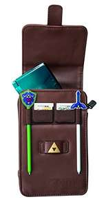 The Legend of Zelda: Adventurer's Pouch Kit (Nintendo 3DS XL/3DS/DSi XL/DSi) für 16,60€ (Amazon US)