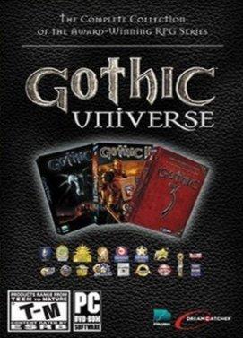 Gothic Universe Edition (Teil 1+2+3) 1,60€ mit KK / 1,65€ mit PayPal