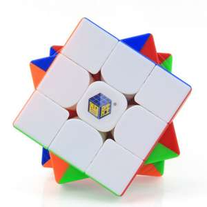 Yuxin Little Magic 3x3x3 Schnellwürfel - Bunt