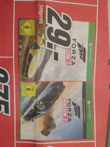 [lokal KO] Forza Horizon 3 und Horizon 2 im Set (Xbox One)