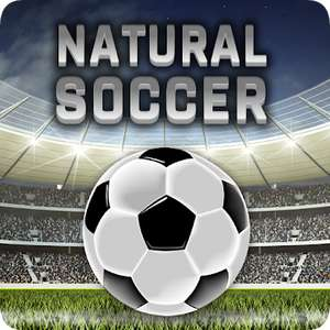 [Google Playstore] Natural Soccer - Arcade Fußball-Spiel