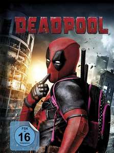 (Thalia) Deadpool Collectors Edition inkl. Booklet und Kinoticket für Deadpool II [Limited Edition] [Blu-ray] für 16,90 EUR