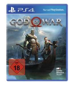 God of War  (PS4 Day one Edition) (Müller)