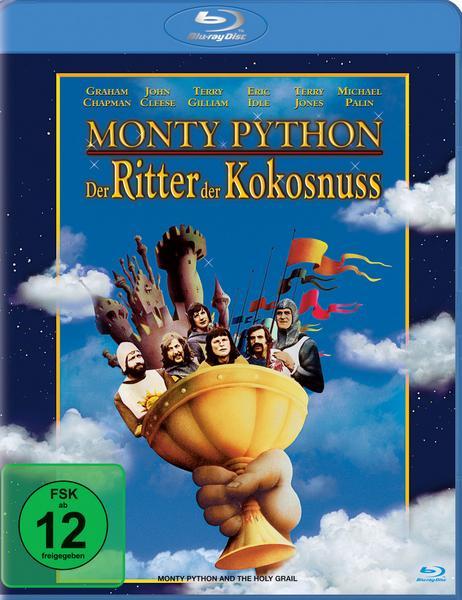 Die Ritter der Kokosnuss - Das Leben des Brian und der Sinn des Lebens auf Blu-ray für je 6,24€ inkl. Versand [Thalia]