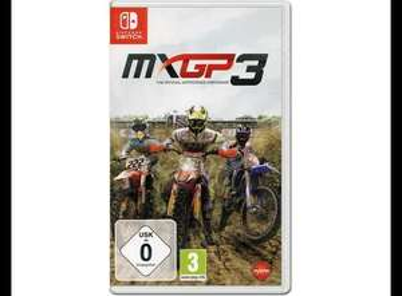 MXGP 3: Die offizielle Motocross-Simulation(Switch)