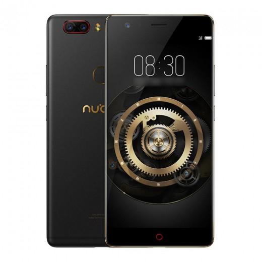 ZTE Nubia Z17 Lite GB 64GB 13MP Dual-Rückkamera 653 Octa-Core Android 7.1